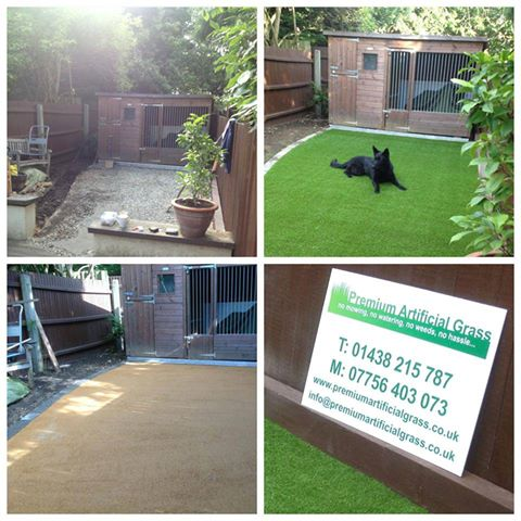 Artificial Lawn Supply and Install - Premium Artificial Grass